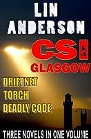 CSI Glasgow (Driftnet,Torch,Deadly Code) (English Edition)