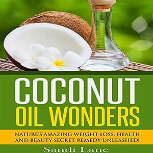 Coconut Oil Wonders Audiobook