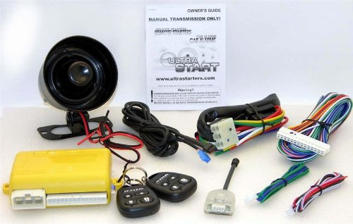 Ultra start remote car starter manual on