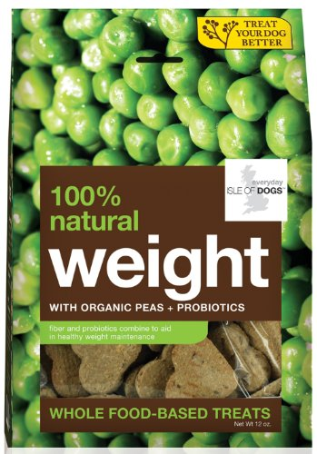 Isle of Dogs 100 Natural Weight Dog TreatsB0006FMKJ8