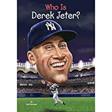 Who Is Derek Jeter? Audiobook by Gail Herman Narrated by Bernadette Dunne