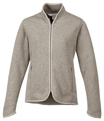 Tri-Mountain Ladies Full-Zip Sweater Fleece Jacket by Tri-Mountain