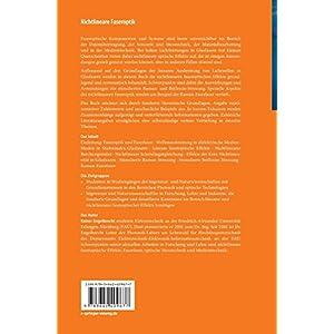 Nichtlineare Faseroptik: Grundlagen und Anwendungsbeispiele
