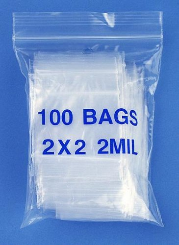 Images for SE Self Locking Bag 2MIL, 2in X 2in (1000 B)ags