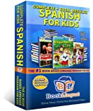 BookLingual Complete Spanish for Kids - 32 Digital Books + Parent's Guide + Guide to Spanish