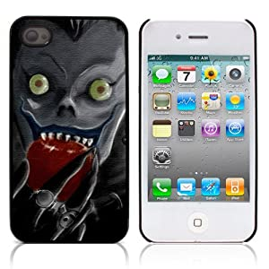 iLookcase High Quality Printing Death Note Hard Cover Case for Apple iPhone 4 4S