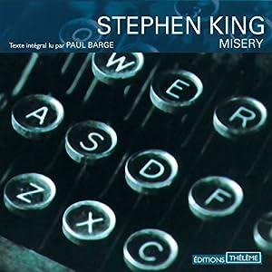 Misery | Livre audio