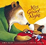 Kiss Good Night Lap-Size Board Book (Sam Books)
