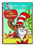 Cat in the Hat: Miles & Miles of Reptiles [DVD] [Region 1] [US Import] [NTSC]
