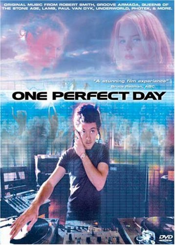 One Perfect Day Drum &#038; Bass Rave Raver raving movie DVD