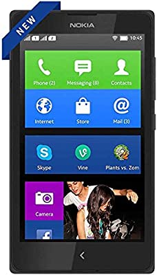 Nokia X Plus (Black, Dual SIM)