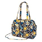 Vera Bradley Baby Bag in Ellie Blue