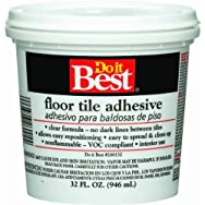 Dap 26004 Clear Thin Spread Floor Tile Adhesive