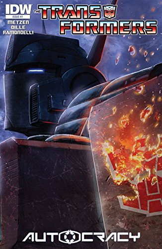 Transformers: Autocracy #7 PDF