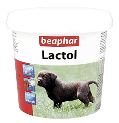 Beaphar Lactol Milk Supplement for Puppies puppy dog food