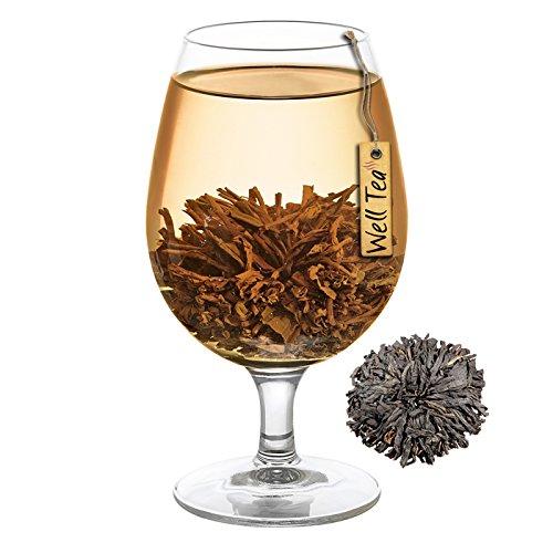 Welltea Blooming Keemun Peony Flowering Black Tea - 250G