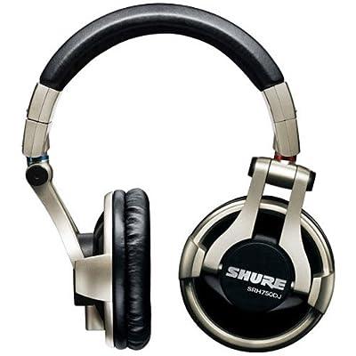 Shure SRH750DJ DJ Headphones