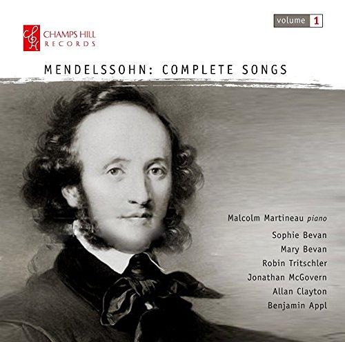 mendelssohn-die-lieder-vol1