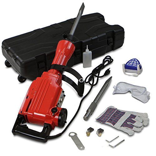 Xtremepowerus 2200watt Heavy Duty Electric Demolition Jack