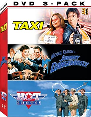 Quickhumor 3 Pack (3pc) (Taxi / Hot Shots! / Johnny Dangerously)