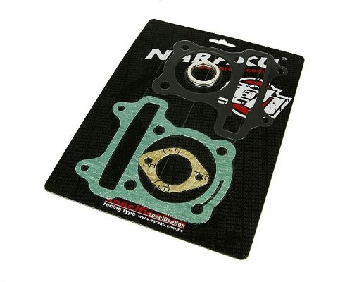 Zylinder Dichtungssatz NARAKU 125ccm - GORILLA MOTOR Black Jack II 150 4T