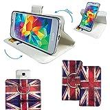 Switel Spark S5502D Smartphone Tasche / Schutzhülle mit