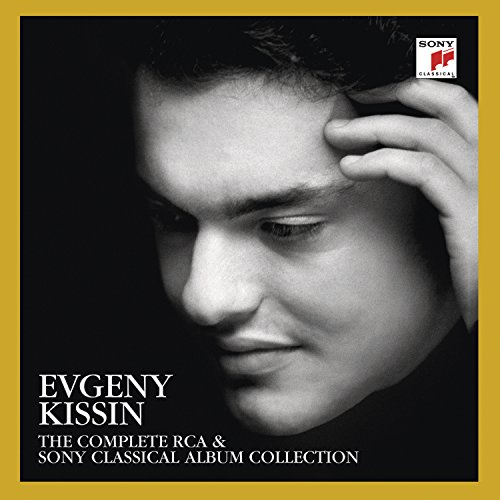 Evgeny Kissin: The Complete RCA & Sony Album Collection