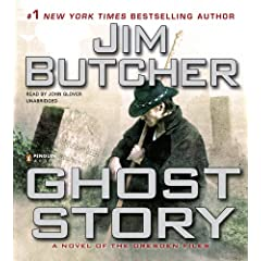 Ghost Story (Dresden Files) - Jim Butcher