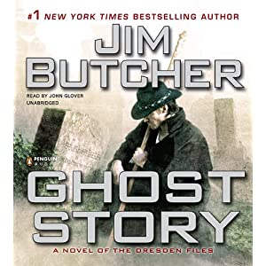Ghost Story (Dresden Files, No. 13) Audiobook