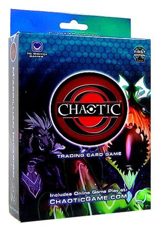 Chaotic Card Game M'arrillian Invasion Starter Deck 2.0 Danian