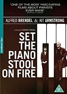 Set the Piano Stool on Fire [DVD] [UK Import]