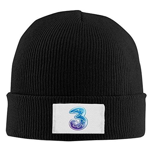 boddge-three-uk-black-casual-women-cap
