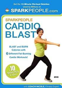 SparkPeople Cardio Blast with Coach Nicole
