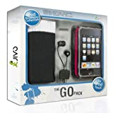 The Jivo GO Pack 9-In-1 Accessory Bundle for iPod Touch (2nd Generation)