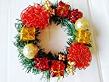 Wreath Christmas Decoration Gift Box Xmas tree Hanging Ornaments Gifting Ideas