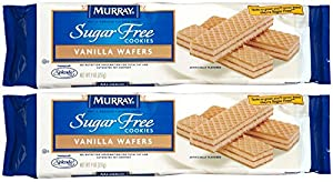 Murray Sugar-free Vanilla Creme Wafer Cookies-9 Oz 2 Pk from Dot Foods Inc.