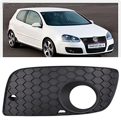 RECHTS, Abdeckung, Gitter Grill für VW Volkswagen Jetta GLI GTI MK52006-2009ABS Mesh Front Bumper