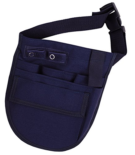 Nurse / Nursing Medical Small Apron Organizer Belt ~ Navy