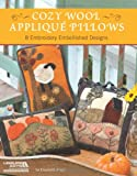 Cozy Wool Appliqué Pillows