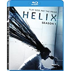 Helix: Season 1 [Blu-ray, Digital HD and Ultraviolet]