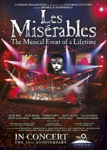 Les Miserables - 25th Anniversary [DVD]