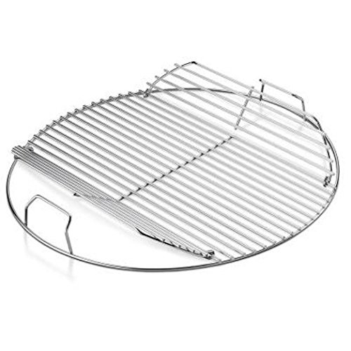 Read About Grill Care 17436 Stainless Steel Grid Compatible with Weber Charcoal Grills, 22.5-Inch
