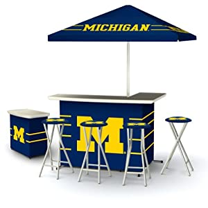 Best of Times University of Michigan Deluxe Package Bar (Discontinued by... by Best of Times, LLC