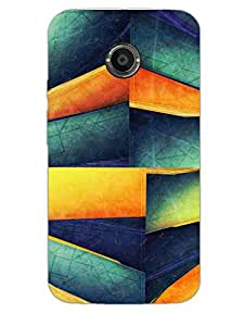 Moto X2 Cases & Covers - 3d Maze - Designer Printed Hard Shell Case