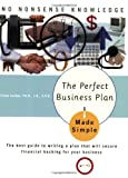 img - for The Perfect Business Plan Made Simple: The best guide to writing a plan that will secure financial backing for your business (Made Simple Books) book / textbook / text book