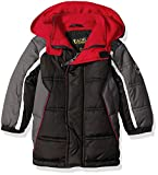 iXtreme Boys' Cut and Sew Colorblock Puffer