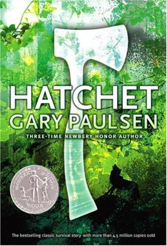 Hatchet by Gary Paulson