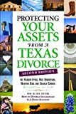 img - for Protecting Your Assets From A Texas Divorce book / textbook / text book