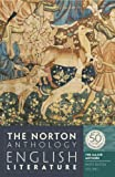 Stephen Greenblatt The Norton Anthology of English Literature: Major Authors v. 1