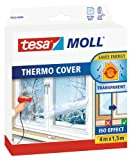 Tesa Insulating Film for Windows, Transparent 4 x 1.5 Metre (Maximum)